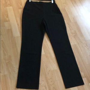 Venus brand new women's black slacks